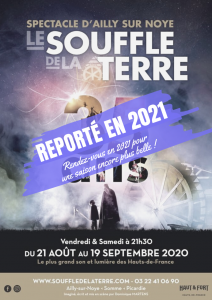 Affiche report 2021