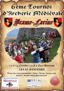 Brame-Farine au Fort Barraux