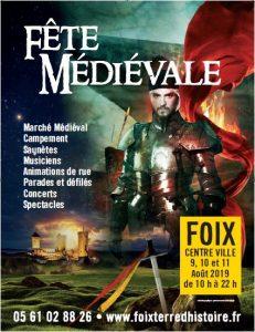 Calendrier Fetes Medievales.Fete Medievale De Foix 2019 Federation Francaise Des Fetes