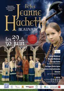 Fêtes Jeanne Hachette 2019