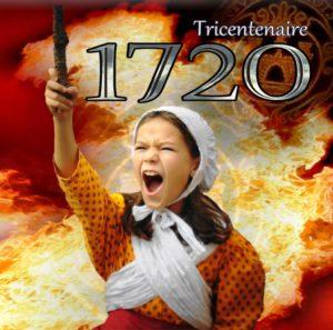 Tricentenaire 1720